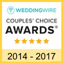 Charizma Entertainment WeddingWire Winner 2017