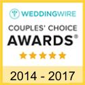 Charizma Entertainment WeddingWire Winner 2017